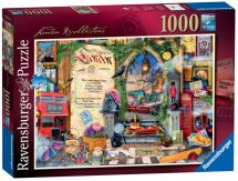 Ravensburger 19757 London Recollections Jigsaw 1000pc Puzzle Adult Children