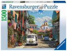 Ravensburger 16326 High Quality Idyllic South of France 1500 Piece Jigsaw Puzzle
