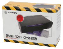 Mercury 457.204 Electronic Money UV Blacklight Forged Bank Note Security Checker