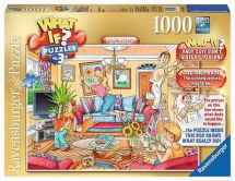 Ravensburger What if? Home Makeover Jigsaw Puzzle 19348