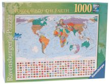 Ravensburger 19288 High Quality Portrait of the Earth 1000 Pieces Jigsaw Puzzle