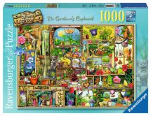 Ravensburger Colin Thompson The Gardeners Cupboard Jigsaw 19498
