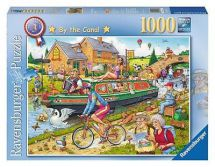 Ravensburger 19275 Best of British By The Canal 1000 Pieces Adults Jigsaw Puzzle