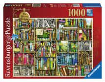 Ravensburger The Bizarre Bookshop Jigsaw Puzzle 19226