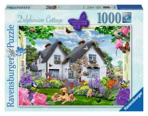 Ravensburger Country Cottage Collection - Delphinium Cottage Jigsaw 19496