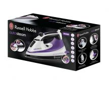 Russell Hobbs 14993 Steamglide Professional Clothes Iron 3m Lead 2000w - Purple