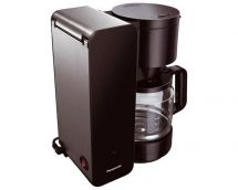 Panasonic NC-DF1BXC 8 Cup Capacity Modern Coffee Maker Black/Stainless Steel New