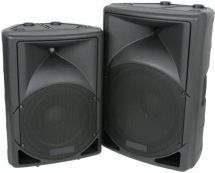 QTX 178.565 QS Series Active Moulded Speaker Cabinet  500W