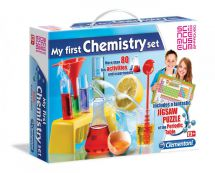 Clemontoni 61247 Modern Laboratory My First Chemistry Fun Activity Tools Set