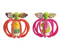 Tomy Baby Rattle-Apple Design