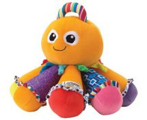 Tomy Lamaze LC27027 Play & Grow Baby Toy Do Re Me Octotunes Octopus Song Book