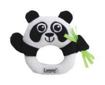 Tomy Lamaze LC27076 Play & Grow Baby Toy Panda Rattle Multi Colours & Textures