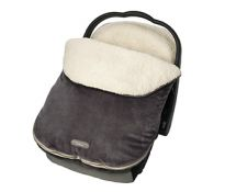 JJ Cole Bundleme Car Seat Baby Warmer Grey JBMOG