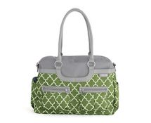 JJ Cole Baby Changing Bag Green JMLAA