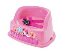 Tomy Minnie Mouse Travel Booster Feeding Chair Seat