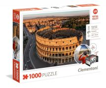 Clementoni 39403 High Quality 1000 Piece Virtual Reality Rome Jigsaw Puzzle