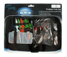 Boyz Toyz RY347 Gone Fishing Angling Predator Spinner & Lure 20 Piece Gift Set