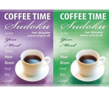 Holland Publishing Coffee Time Su Doku Puzzles 324H