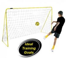 Kickmaster 8 Foot Football Training Goal M06047
