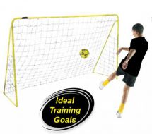 Kickmaster 10 Foot Football Training Goal M06048