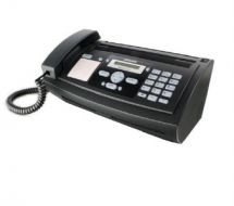 Philips PPF633 Fax Machine Telephone Called ID Display