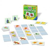 Ravensburger 22275 The Very Hungry Caterpillar Mini Memory Childrens Game - New
