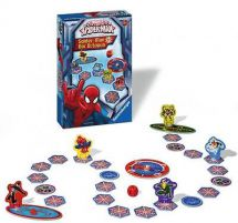 Ravensburger 22255 Spider-Man vs Doc Octopus Childrens Action Board Game - New