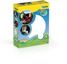 Tomy 71298 Infants Baby In Car Entertainment Lights and Sounds Mirror Remote New