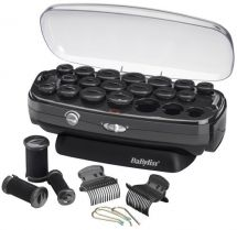 BaByliss 3035BU 20x Thermo Ceramic Hair Curling Rollers Variable Heat 50 Piece