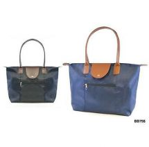 KS Brands BB0798 Front Zip Fastening Tote Shopper Bag 3 Colours - New
