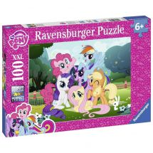 Ravensburger 10935 High Quality My Little Pony 100 Pieces XXL Jigsaw Puzzle