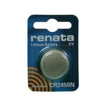 Renata CR2450 DL2450 BR 2450  Coin Cell Watch Battery