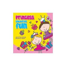 Holland Publishing Princess Colouring Fun 489H