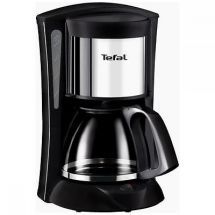 Tefal CM210540 Subito Filter 10-12 Cup Coffee Maker Machine Keep Warm Black New