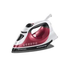 Russell Hobbs Auto Steam Pro Iron - Red 18680