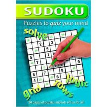 Holland Publishing SuDoku 321H