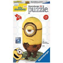 Ravensburger 11666 Minion Cro 3D Jigsaw Puzzle 54 Pieces 7+ Years Age - New