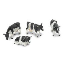 Britains Friesian Cattle Figures