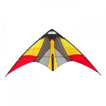 Cirrus 117607 Ruby R2F Stunt Kite Carbon Framed 2 Line Wide Wind Range - New