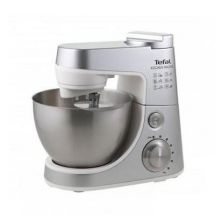 Tefal Stainless Steel Food Mixer QB405D40