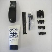 Wahl 9962-808 Pocket Pro Cordless Hair Beard Tidy Up Clipper Trimmer Kit - Black
