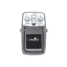 Chord 174.231 SL-50 Delay 800ms Control Electric Guitar Adjustable Effects Pedal