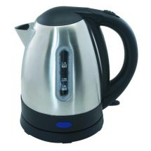 Omega Stainless Steel Kettle 1.7 Litre 30051