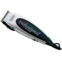 Wahl Professional Corded Hair Cutting Clipper Kit Euro