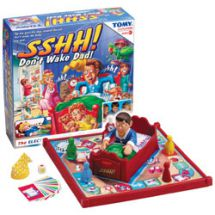 Tomy SSHH!.. Don't Wake Dad Childrens Action Board Game