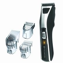 Remington HC5550 Cordless Rechargeable Titanium Mens Hair Cut Clipper Trimmer