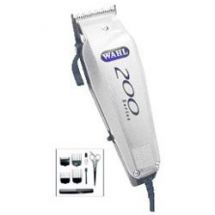 Wahl 200 Series Mains Corded Hair Clipper Trimmer White