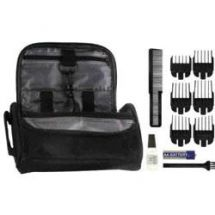 Wahl 9307-800 Deluxe Mens Hair Trimmer Clipper Battery Powered Gift Set Pack Kit