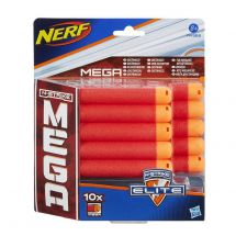 Nerf  N-Strike Mega 10 Dart Refill For The Nerf Centurion A4368