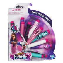 Nerf Rebelle Dart Refill Pack of 12 A4742
